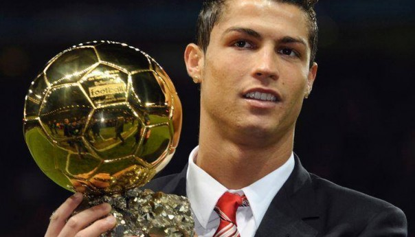 Cristiano Ronaldo : Son ballon d'or
