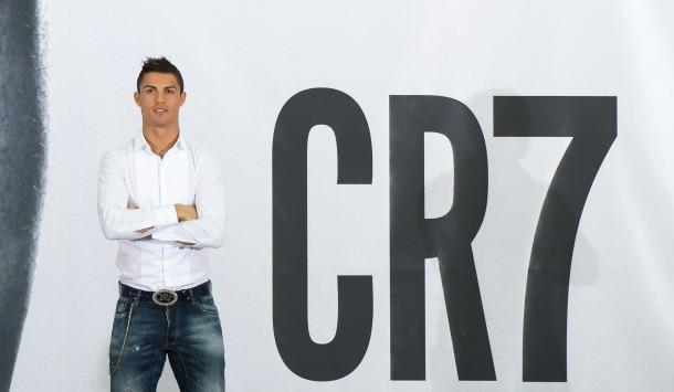 Cristiano alias CR7
